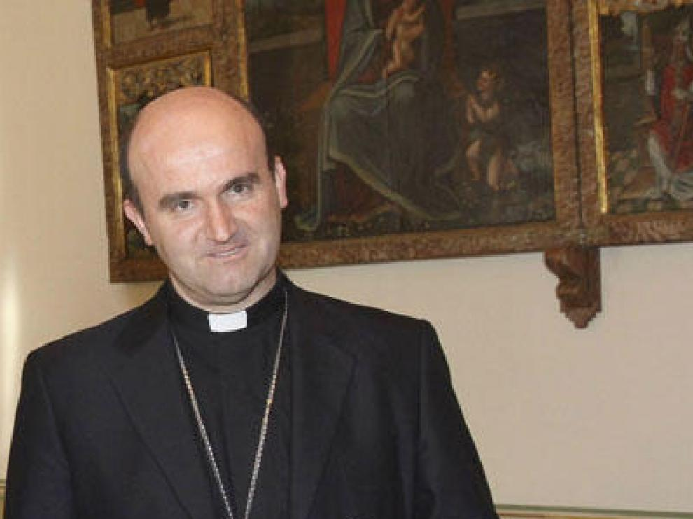 José Ignacio Munilla, obispo de San Sebastián