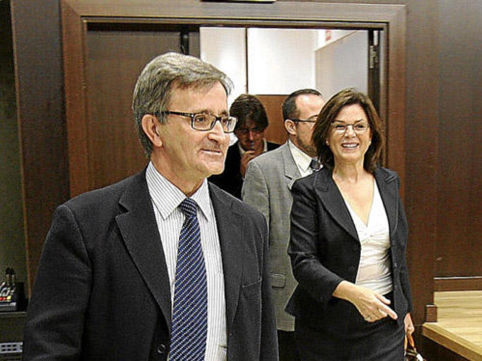 En la imagen de archivo, el ya secretario de Estado Felipe Pétriz