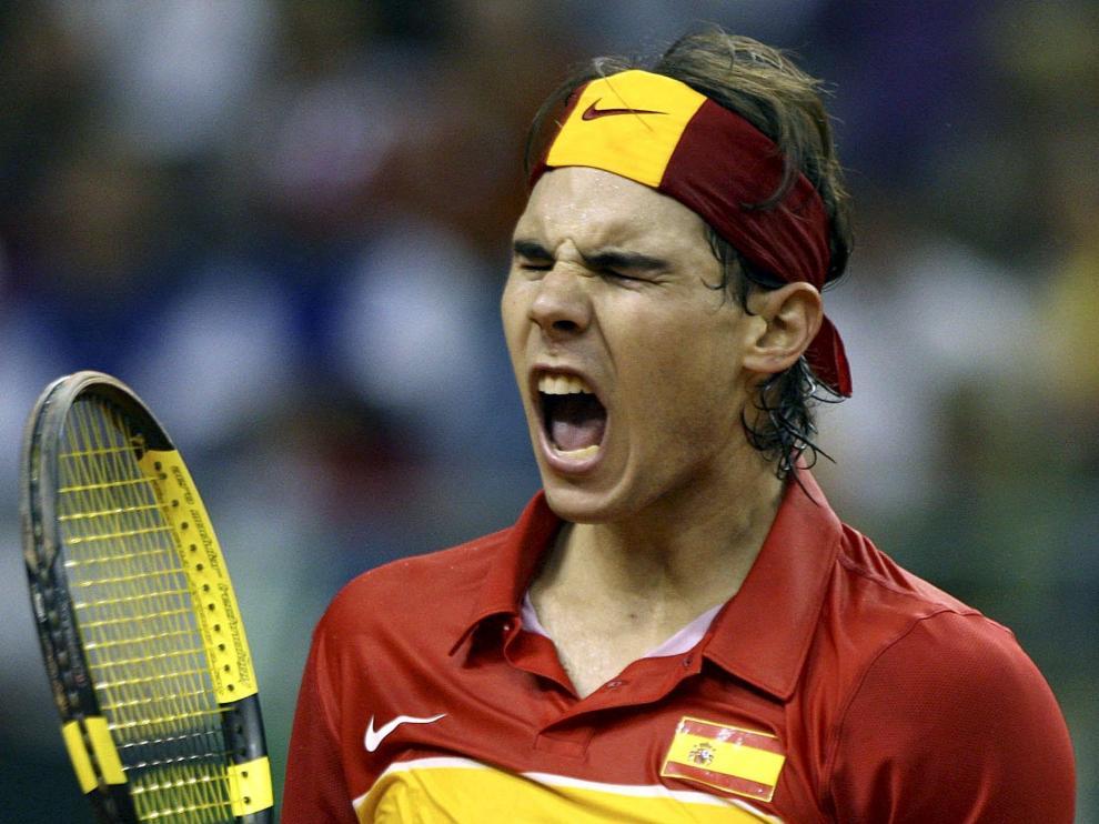 Rafa Nadal volverá a liderar a la selección española por la conquista de la Davis