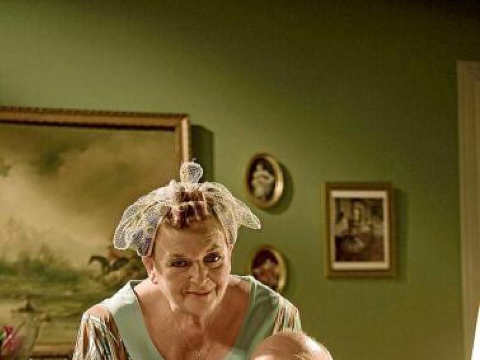 Marisa Porcel interpretaba a Pepa en 'Escenas de Matrimonio'.