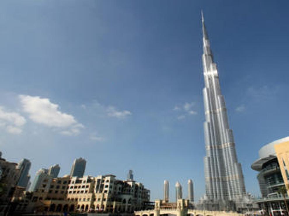 Cerrado el mirador de la torre más alta del mundo por problemas de electricidad
