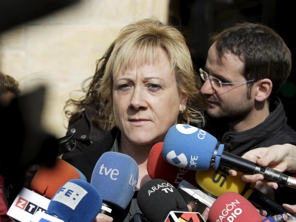 Marisol Aured.
