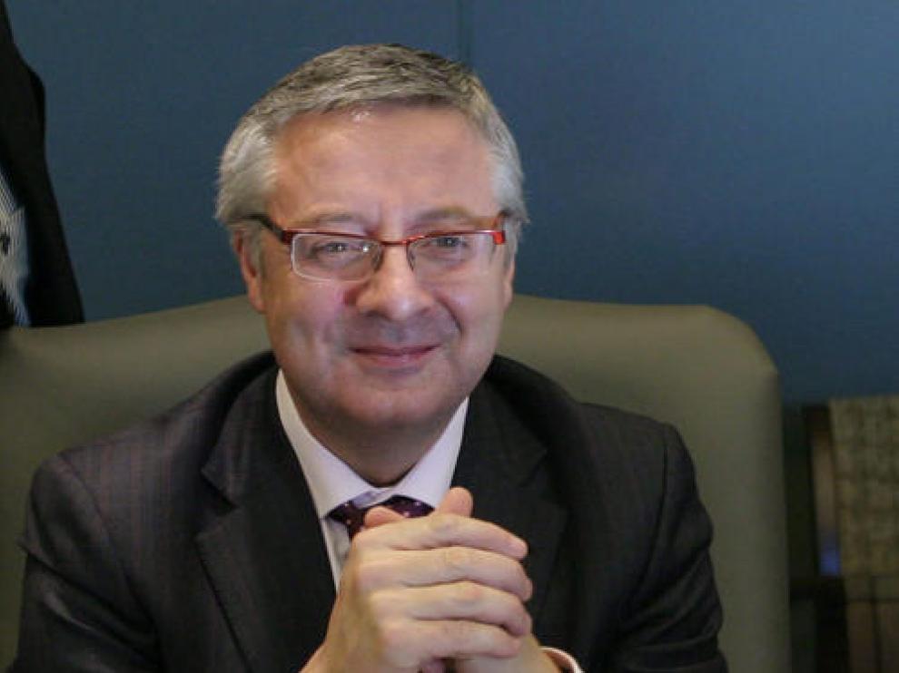 José Blanco en una imagen de archivo