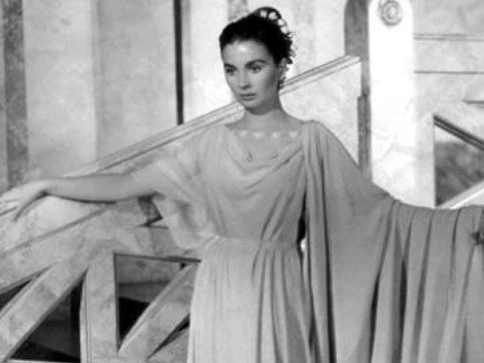 Muere la actriz Jean Simmons, protagonista de 'Espartaco'