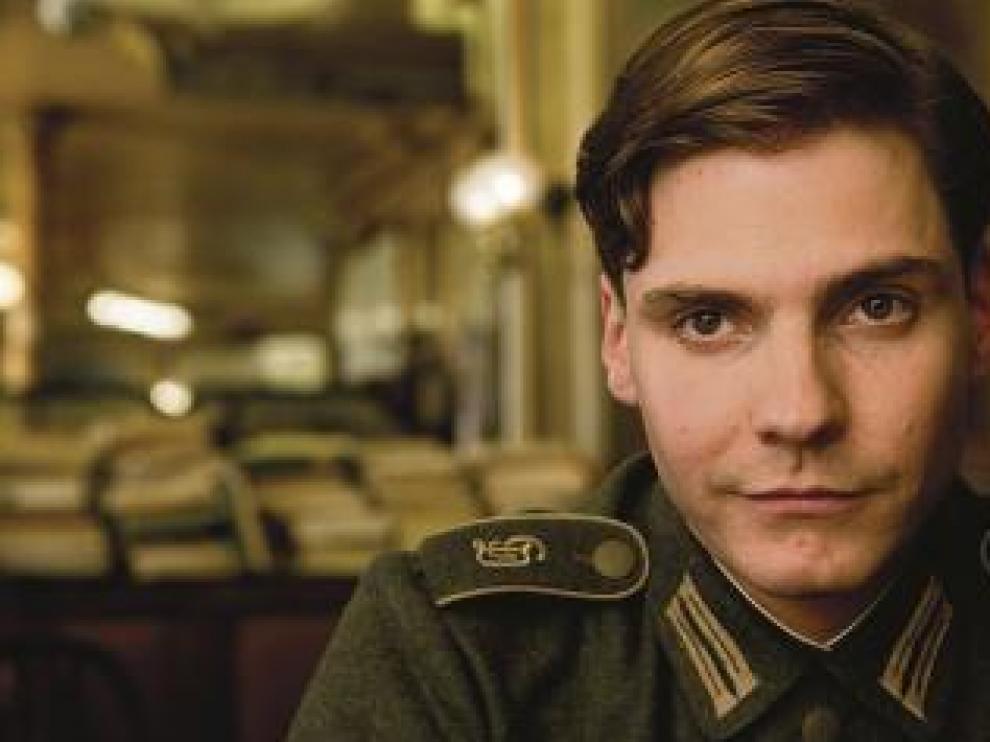 Daniel Brühl, en 'Malditos bastardos', de Tarantino