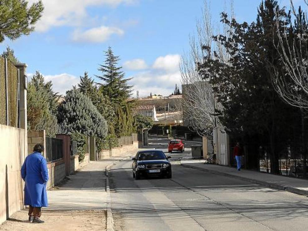 La ampliación de Leocadio Brun -en la foto- es una de las previsiones del PGOU más contestadas.