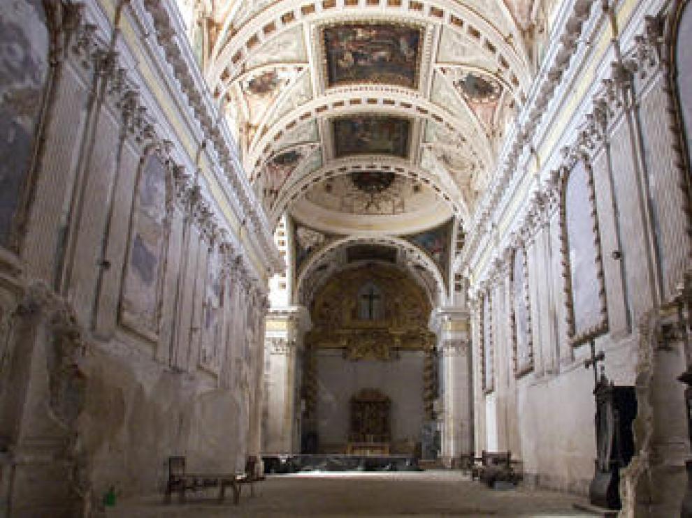 Más de 300.000 euros para la restauración de la iglesia de La Cartuja
