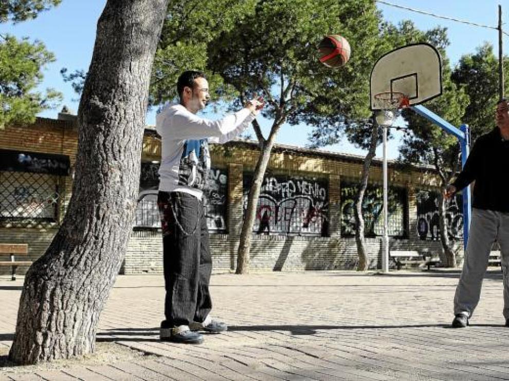 El baloncesto en la calle es más sencillo que en la cancha
