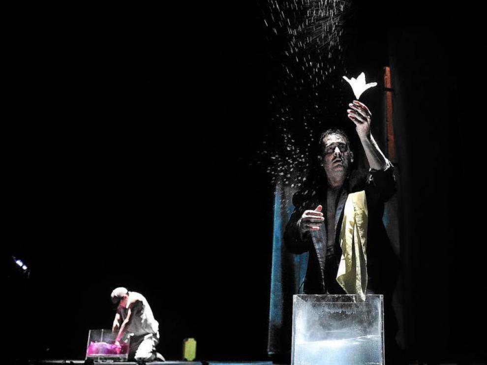 La obra 'Sueño de una noche de verano' será interpretada por Ur Teatro el próximo 20 de febrero en el Teatro Olimpia de Huesca