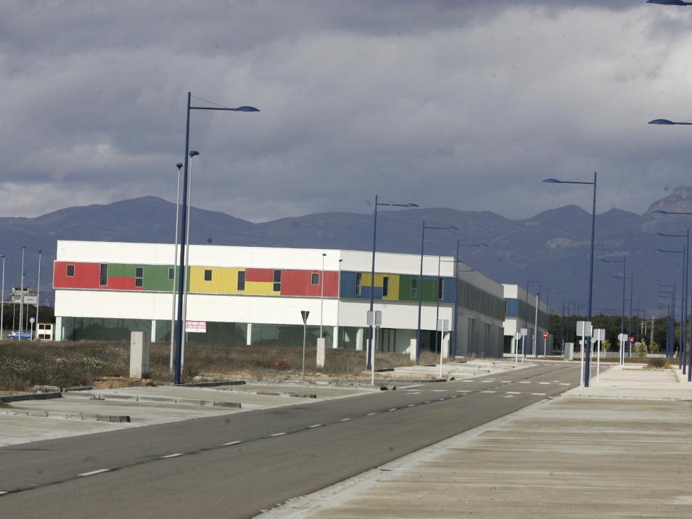 La Plataforma Logística de Huesca (Plhus)