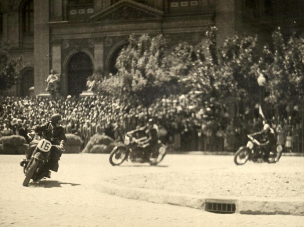 Moto Club Aragón: una historia que reflotar