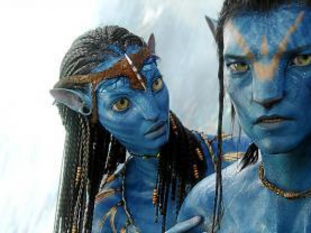 Fotograma de la película 'Avatar'
