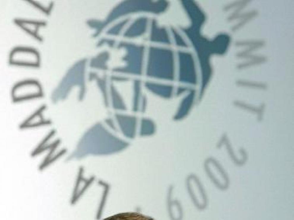 El jefe de Protección Civil italiana, Guido Bertolaso, en 2008