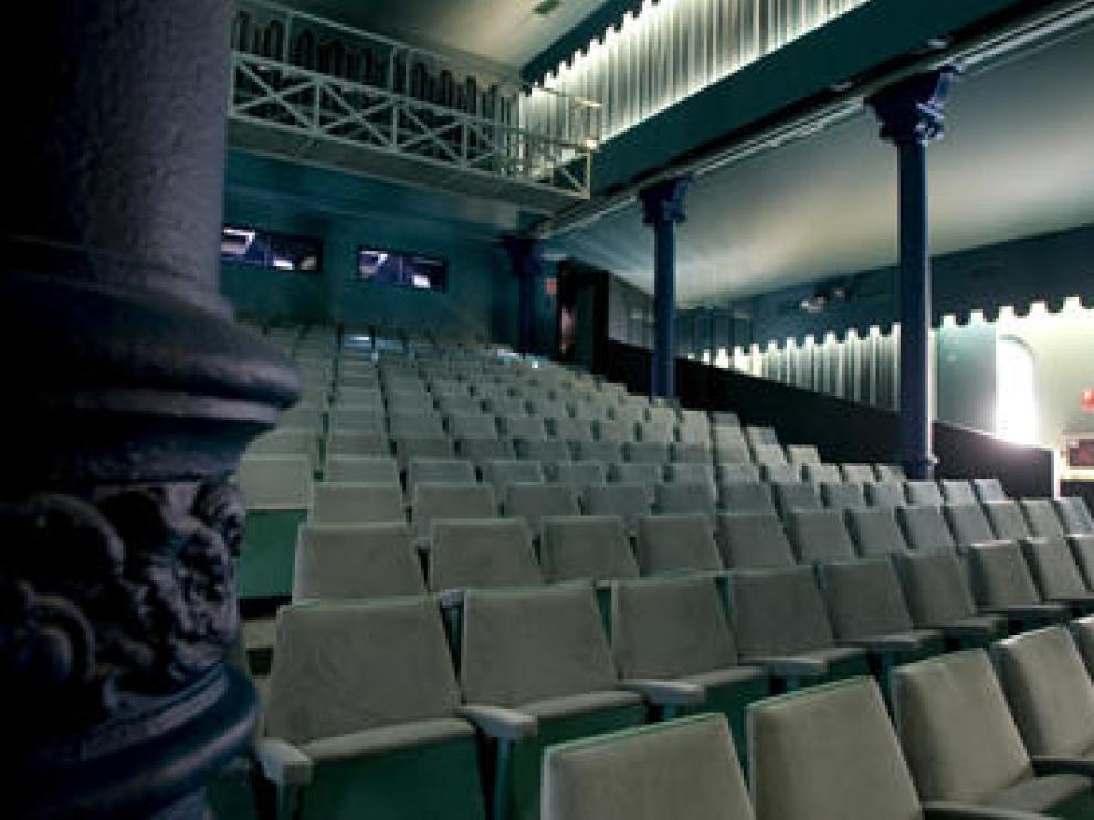 El Teatro del Mercado se prepara para su puesta de largo