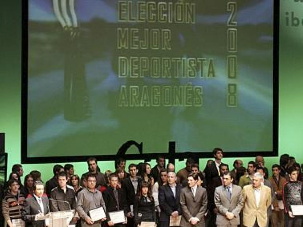 Huesca fue el escenario el año pasado del acto.