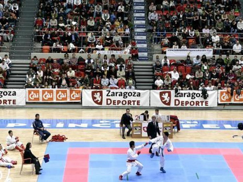 La sexta edición del torneo, celebrada en 2007, reunió en el Príncipe Felipe a 6.000 espectadores