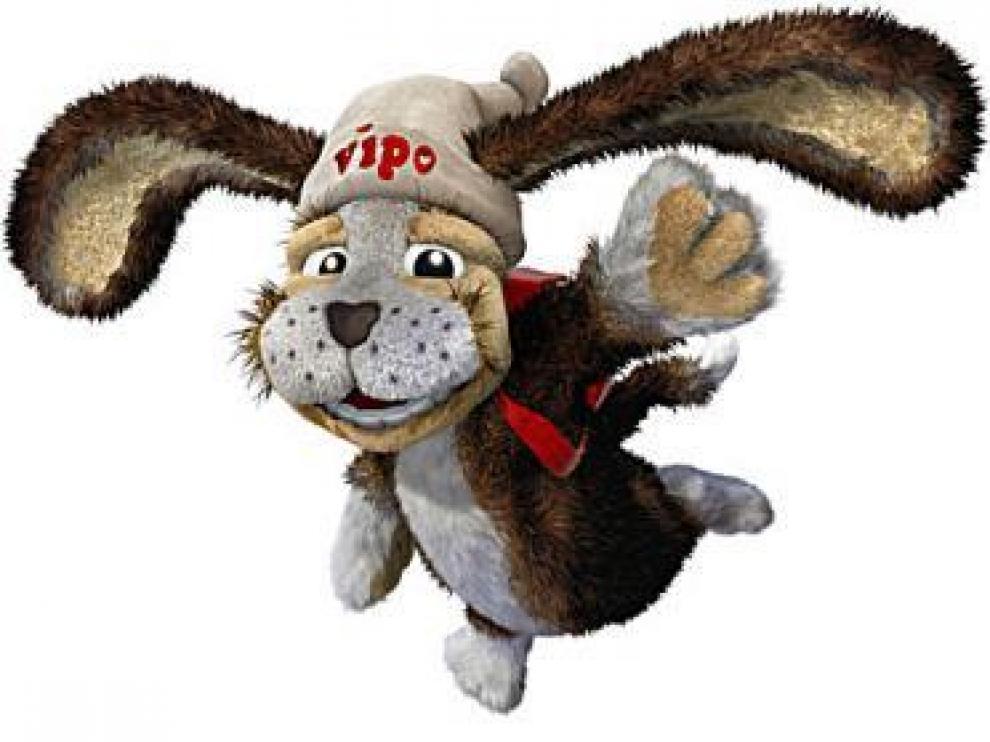 El perro Vipo, que viaja por el mundo con una cigüeña y un gato.