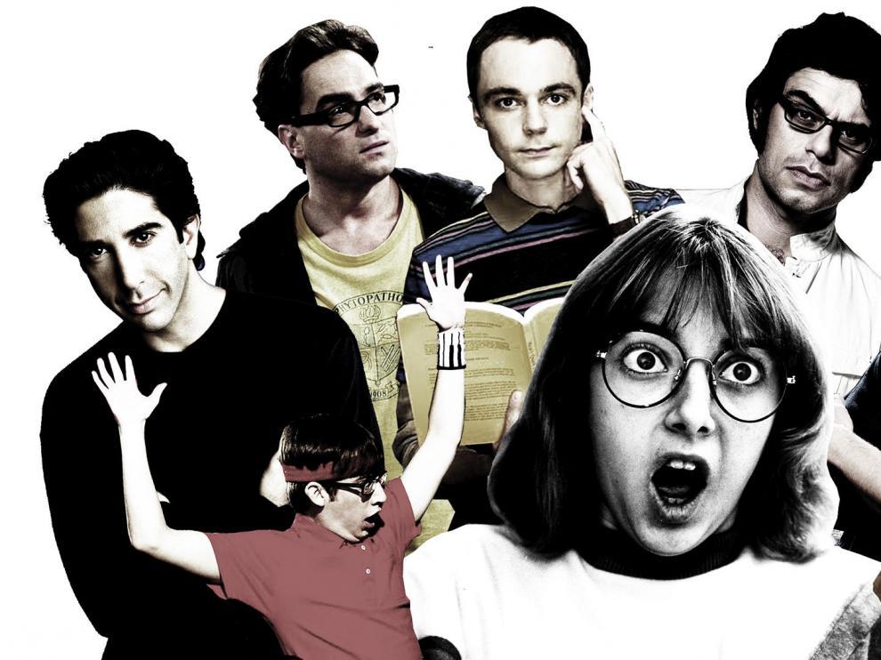 (1) Ross: se llevó a la chica (2) Glee, la apoteosis (3) The Big Bang Theory, a vueltas con la rubia (4) Desi, la prisionera patria (5) Flight of the Conchords, el musical (6) Kyle XY, el nerd que no lo parece (7) Urkel, el inolvidable.