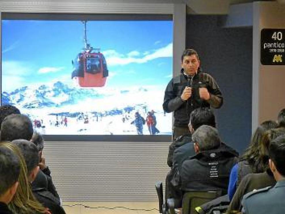El director Roberto Morales presenta los actos del aniversario