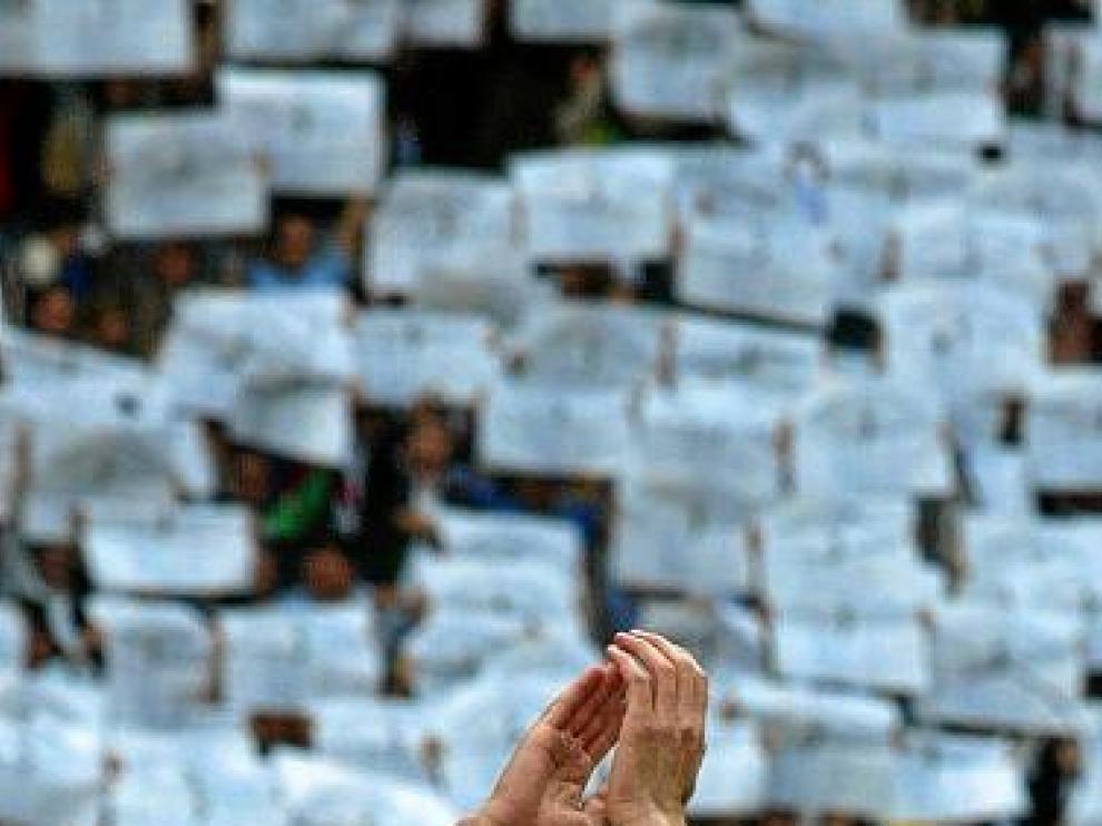 Zidane en su despedida del Madrid, ahora vuelve en 'Cracks'