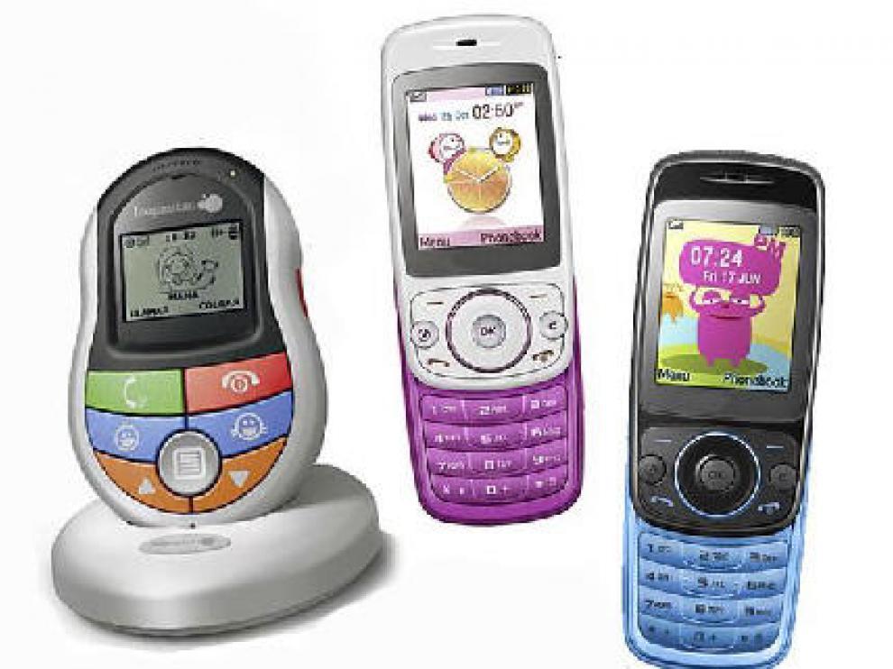 El 26,2% de los niños de entre 6 y 9 años tiene teléfono móvil propio
