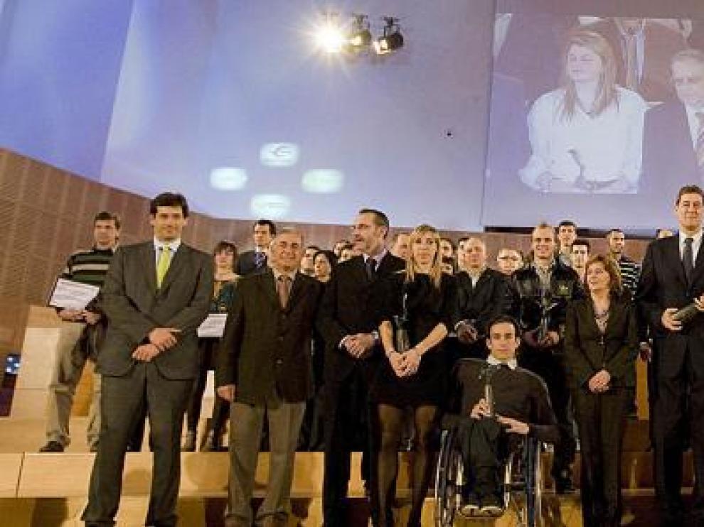 Foto colectiva de todos los participantes