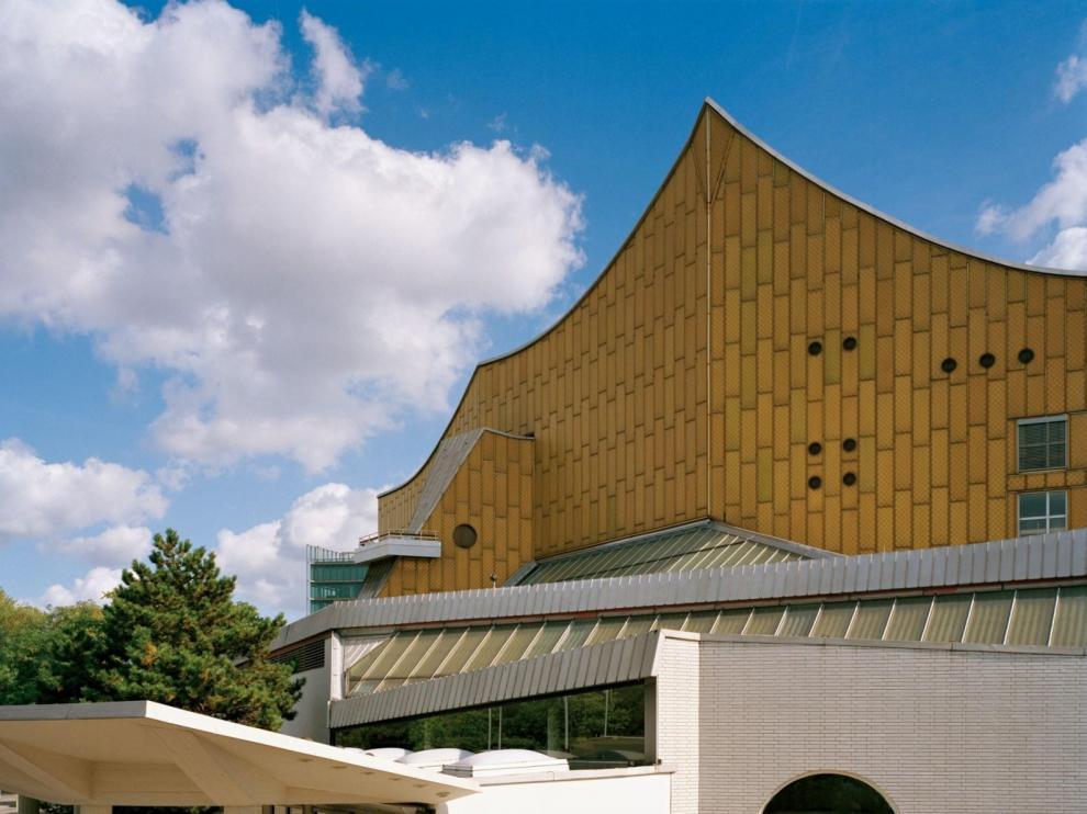 La Orquesta Filarmónica de Berlín actúa esta noche en el Auditorio de Zaragoza.