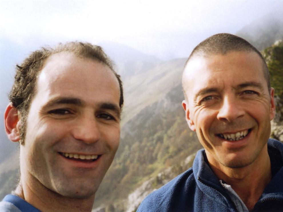Alfonso González y Armano Nieto