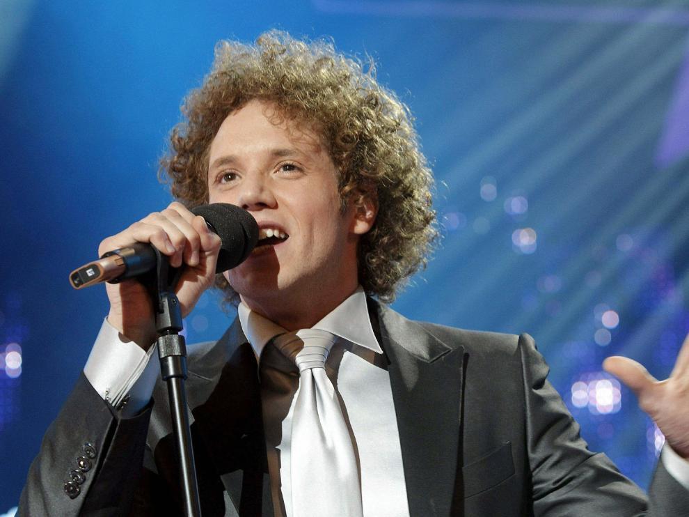 'Algo pequeñito', de Daniel Diges, representó a España en Eurovisión en 2010