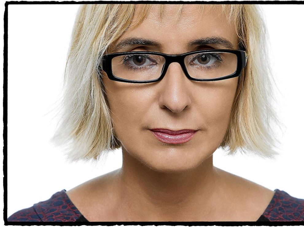 """Patricia Esteban: """"La literatura es un lugar perfecto para desprenderse de la locura y el miedo"""""""