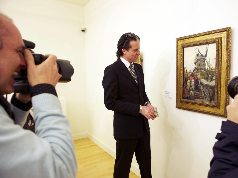 El cuadro se encuentra en el museo Fundatie de la ciudad holandesa de Zwolle