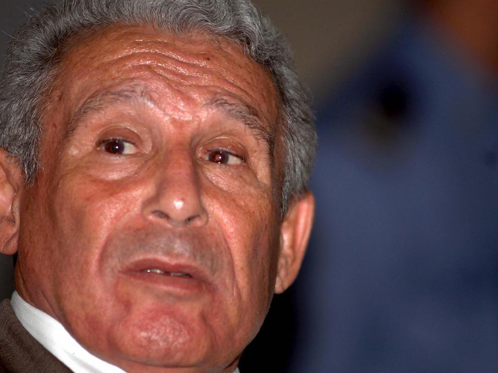 El director general de la Seguridad Nacional de Argelia, Ali Tounsi