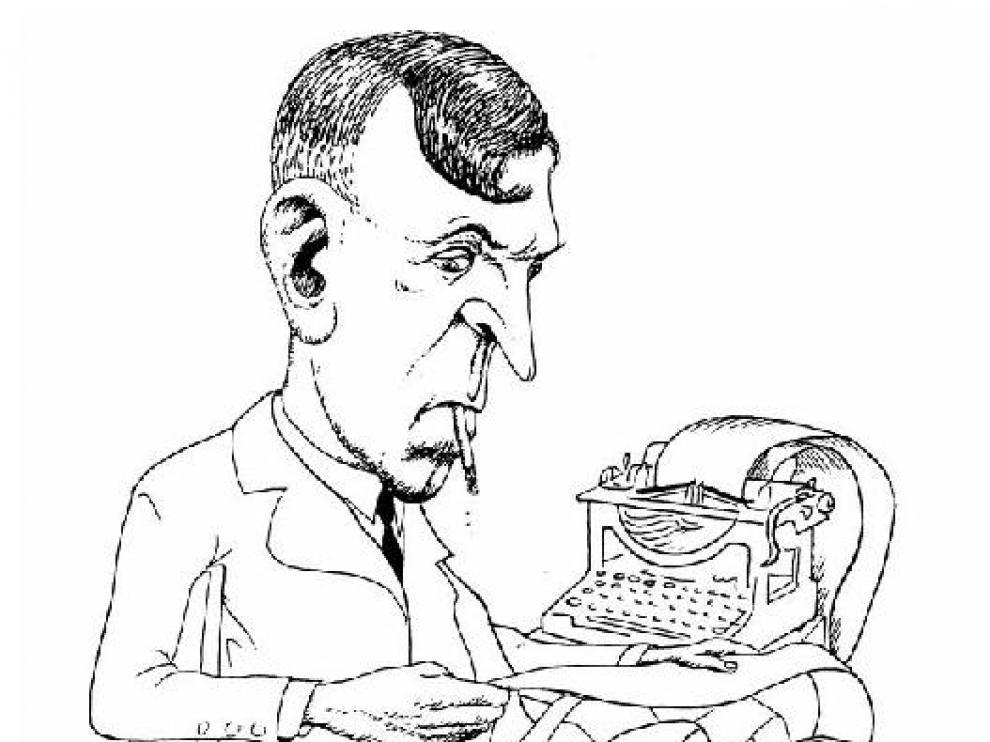 Harry S. Keeler, el escritor más bizarro del mundo