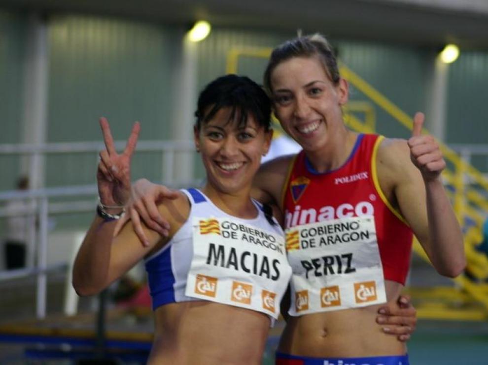 Isabel Macías y Elian Périz, juntas en una imagen reciente