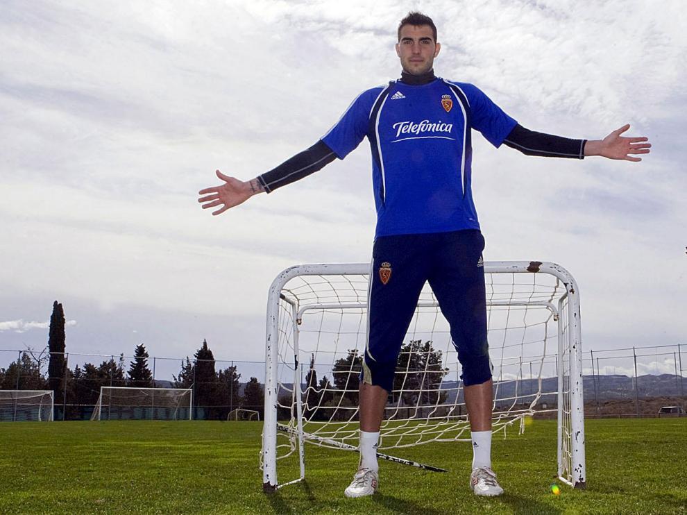 """Roberto Jiménez: """"Mi debut fue el que cualquiera soñaría"""""""