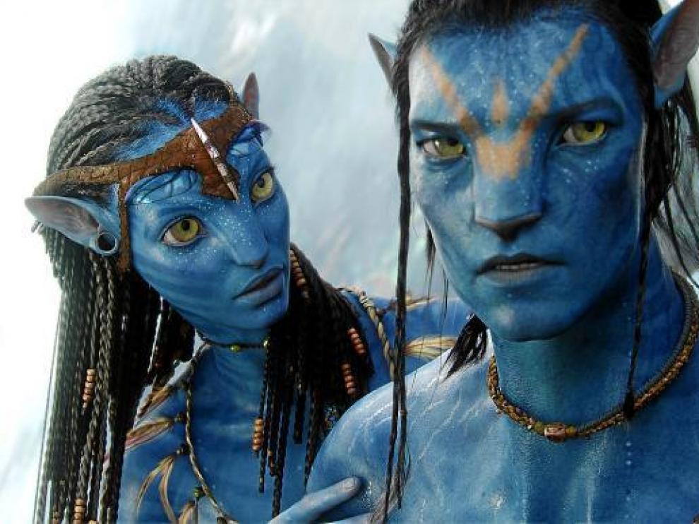 'Avatar' triunfó en los Globos de Oro pero no en los Óscar