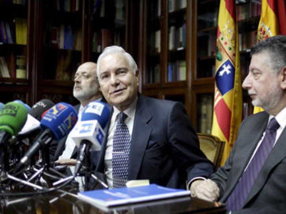 Carlos Dívar, en una imagen de archivo