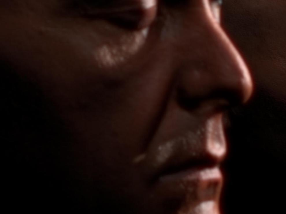 La piel de este personaje virtual ha sido generada en la Universidad de Zaragoza