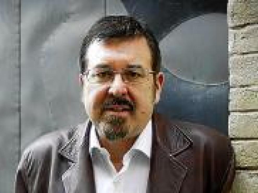El autor, Javier Barreiro