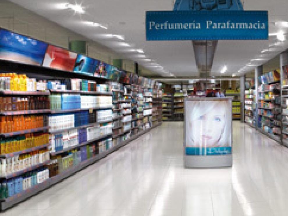 Imagen de una de las tiendas de la cadena