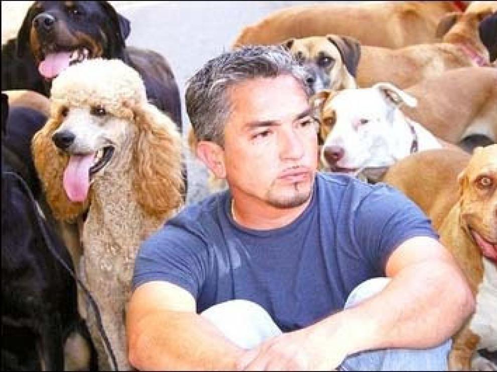 César Millán, educador de perros