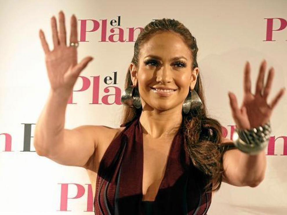 Jennifer Lopez, en una imagen de archivo.