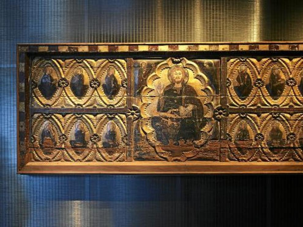 Bienes religiosos en el Museo de Lérida