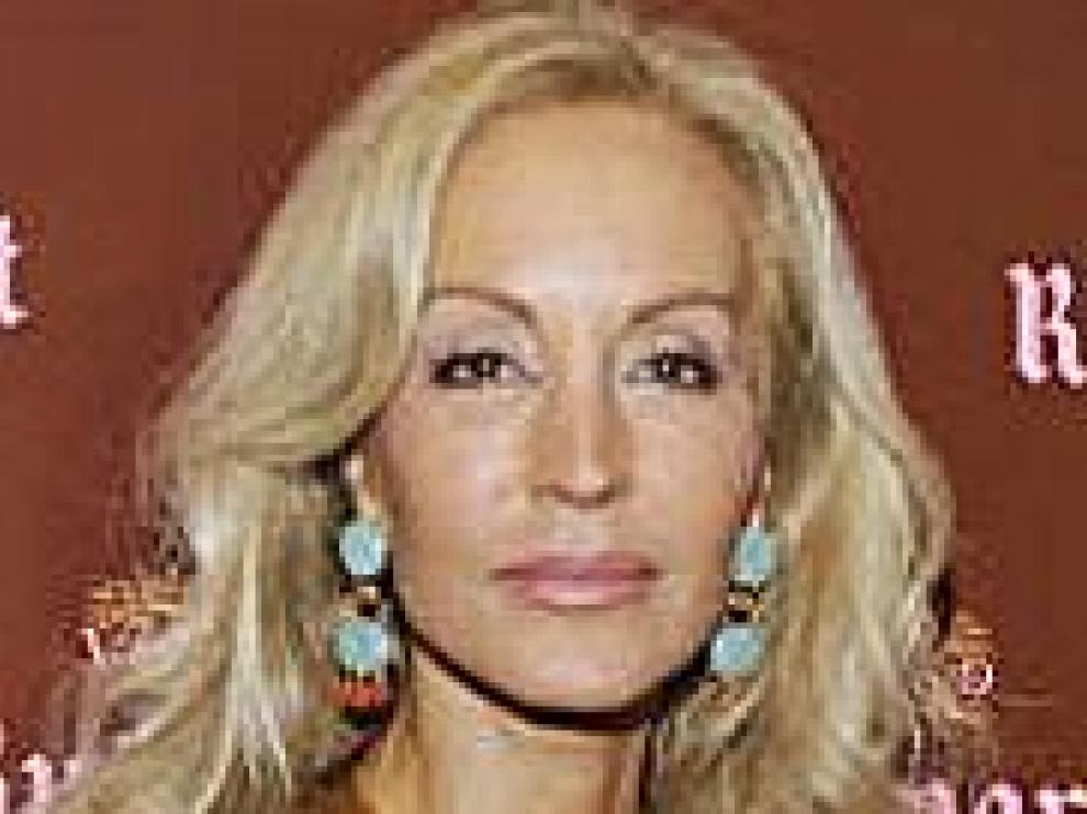 Carmen Lomana participará en 'Splash'