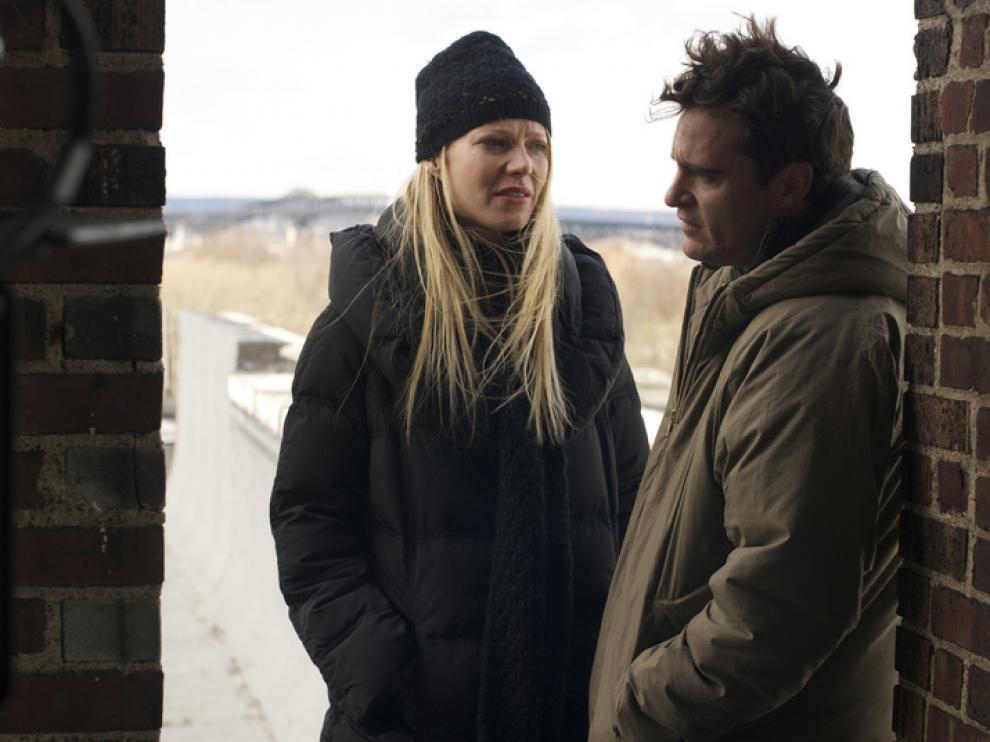 Gwyneth Paltrow y Joaquin Phoenix