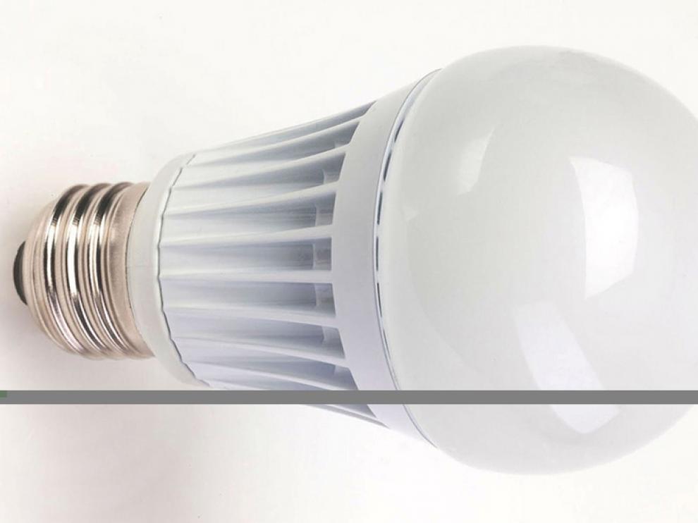 Forma tradicional para la tecnología LED