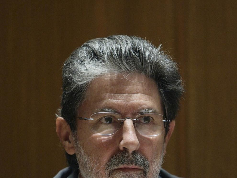 Adolfo Barrena, Coordinador de IU.