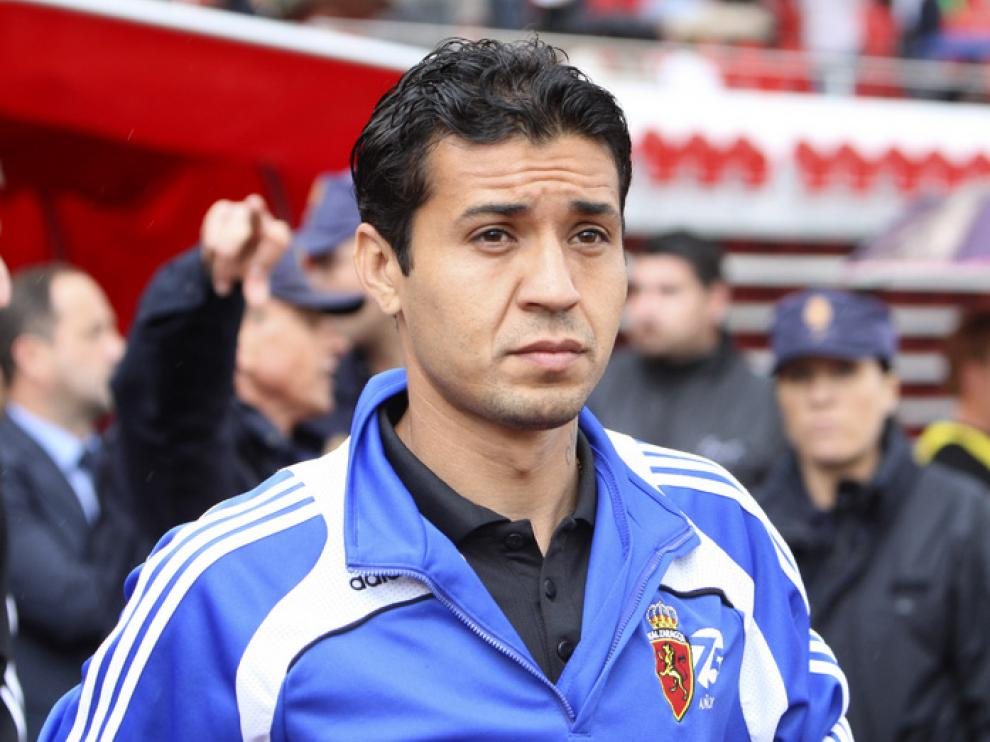 Foto de archivo del jugador.