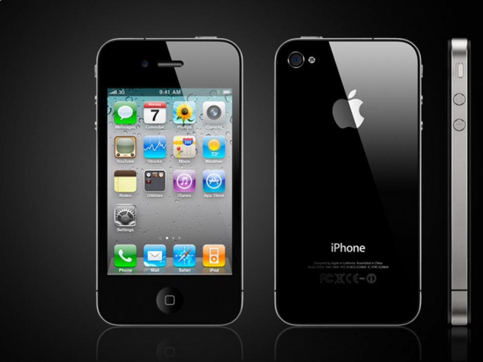 El iPhone 4