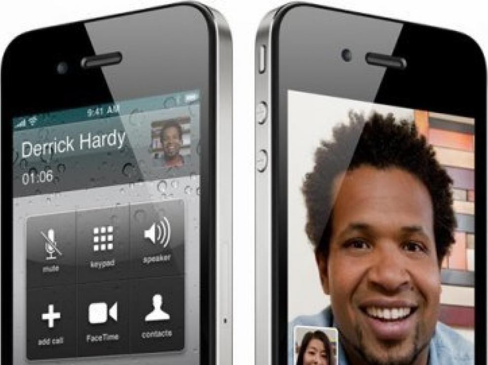 El iPhone 4S tiene un diseño igual al modelo anterior